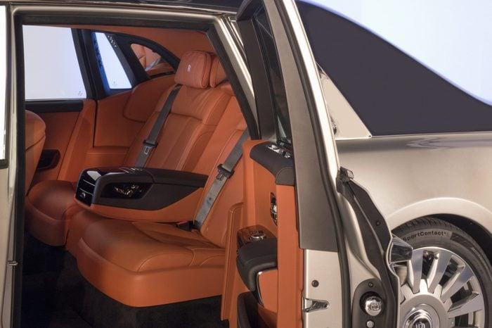 rear hinged doors