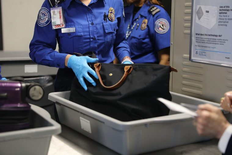 tsa security