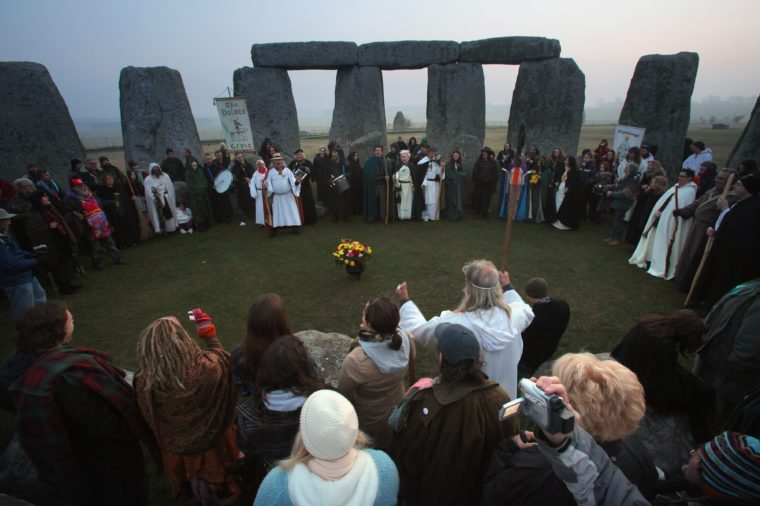stonehenge spring equinox celebration united kingdom