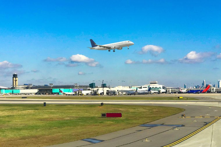 CLT Charlotte International Airport