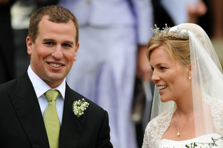 peter phillips and wife autumn kelly