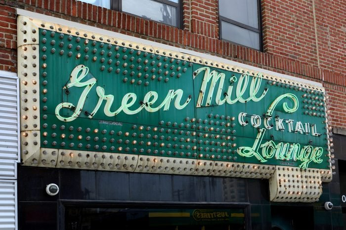 Chicago live music the green mill cocktail lounge