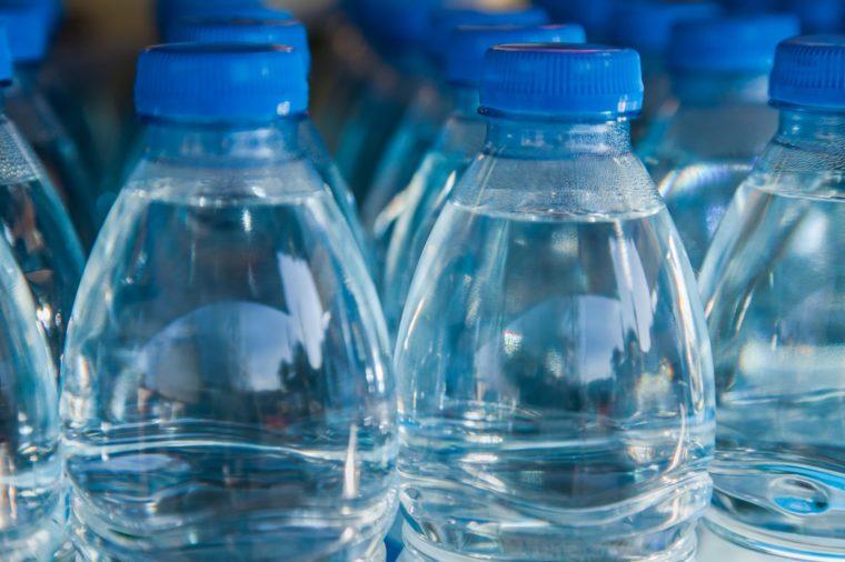 Water bottles, Bottle, Water, Drinking Water, Bottle Caps