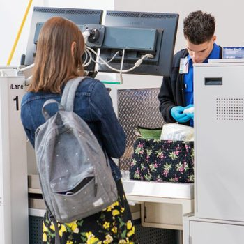 This Is What a TSA Agent First Notices About You