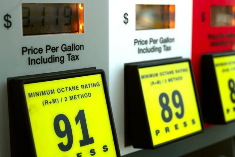 gas price taxing gas carbon neutral