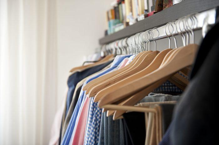 things hanging in closet