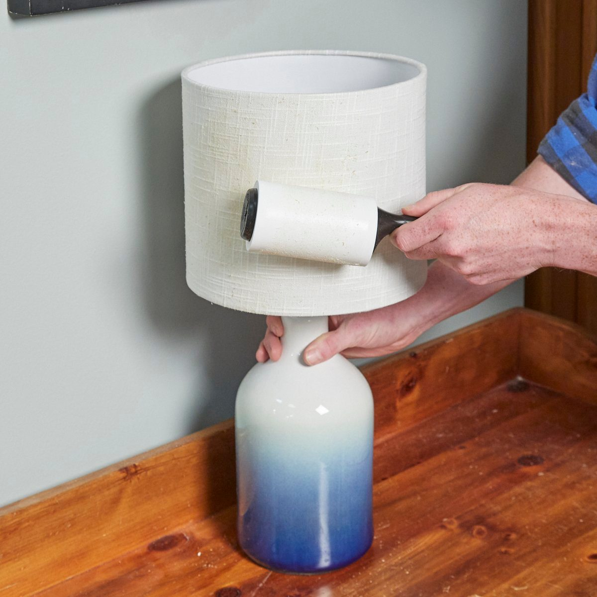 Lampshade Lint Roller