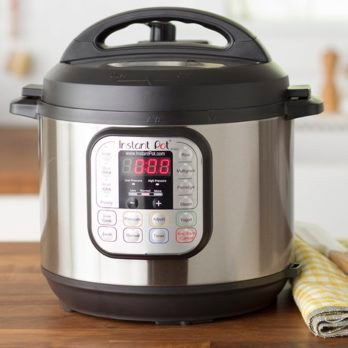 Getting an Instant Pot Burn Message? Here's What to Do