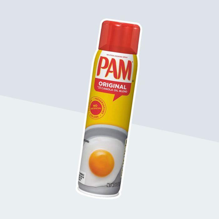 PAM 100% Natural Fat-Free Original Canola Oil Spray - 8oz
