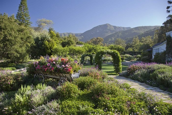San Ysidro Ranch Santa Barbara California