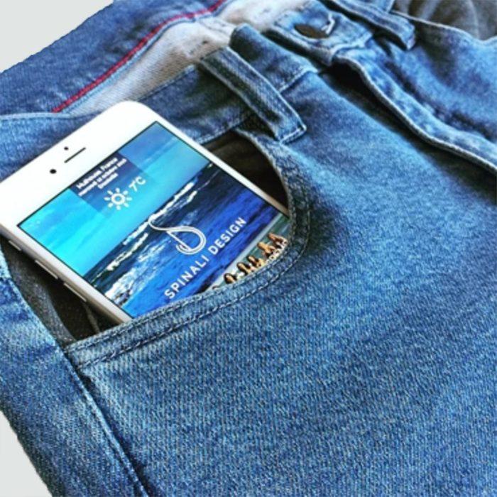 smart gps pants