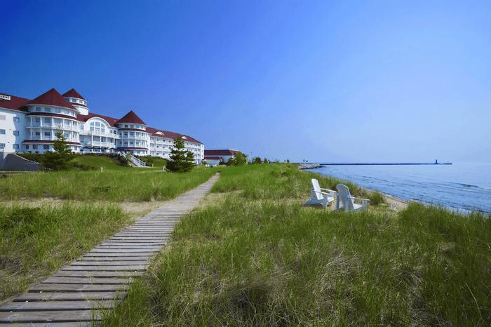 The Blue Harbor Resort, Sheboygan, Wisconsin