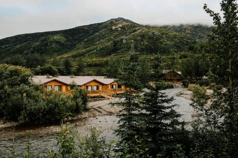 Denali Backcountry Lodge, Denali, Alaska