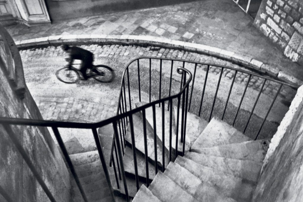 Henri Cartier-Bresson photo