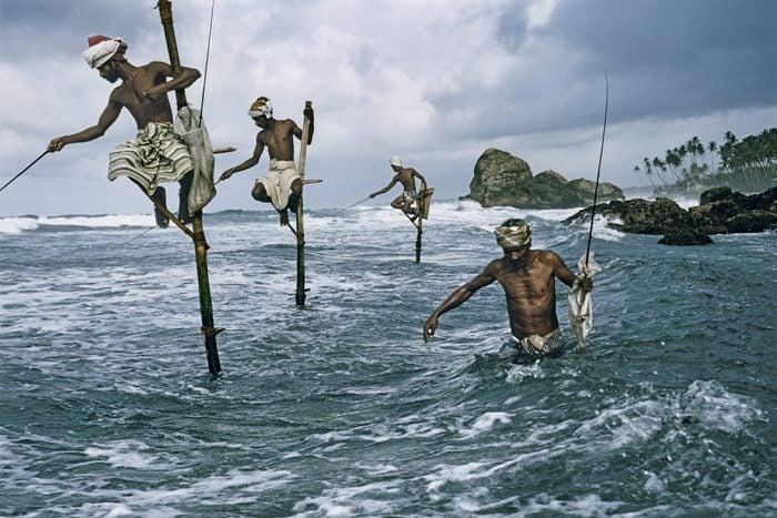 Steve McCurry photo