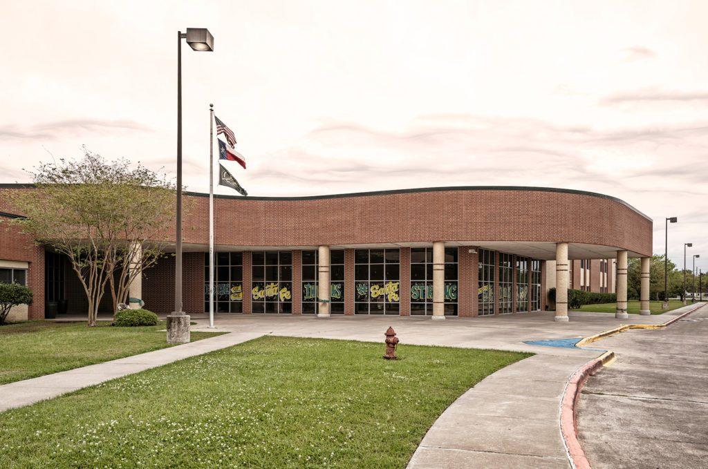 Santa Fe High School exterior