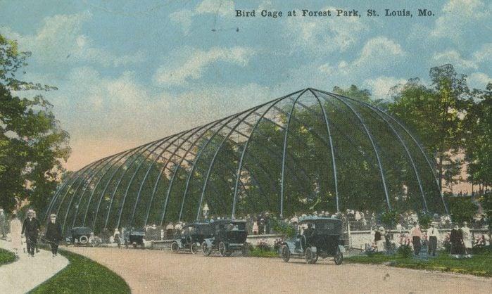 missouri vintage post card