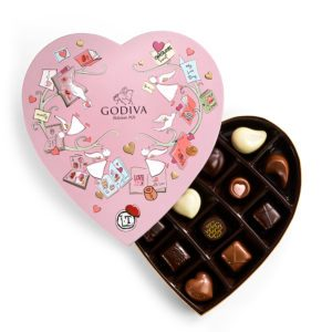 Exactly How Godiva Ramps Up Chocolate Production for Valentine's Day