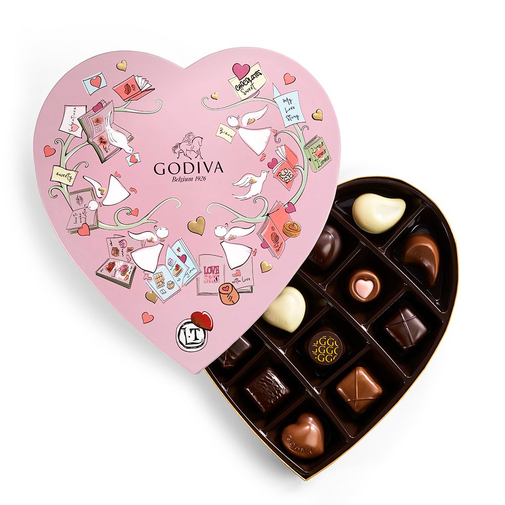 How Godiva Ramps Up Production For Valentine S Day Reader S Digest