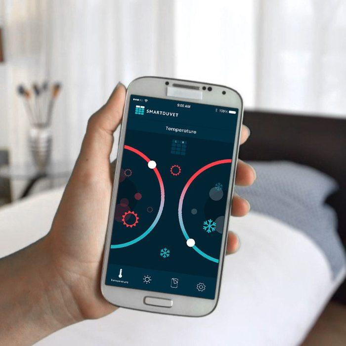 smart duvet app