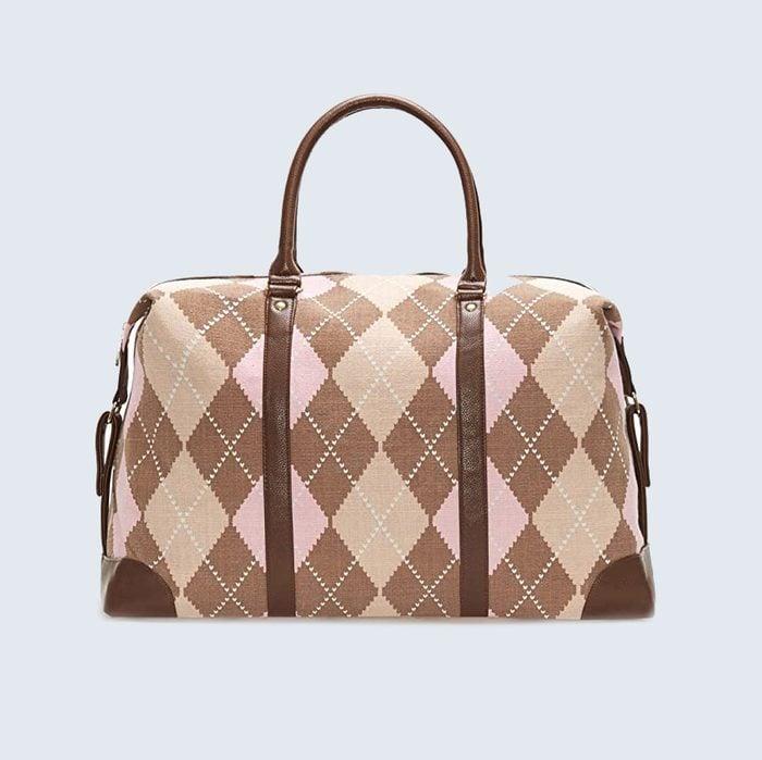 Lulu Dharma Weekender bag