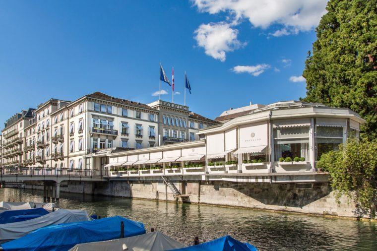 The Baur au Lac, Zurich, Switzerland