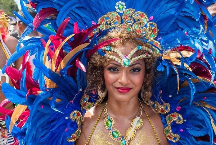 mardi gras in the caribbean