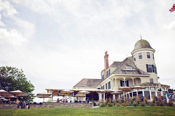 Castle Hill Inn in Rhode Island