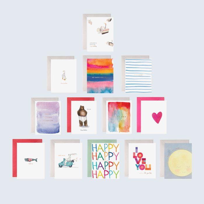 For the pen pal: E. Frances Paper SOS Bundle