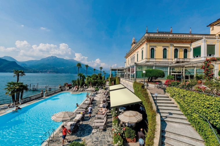 Grand Hotel Villa Serbelloni, Bellagio, Italy