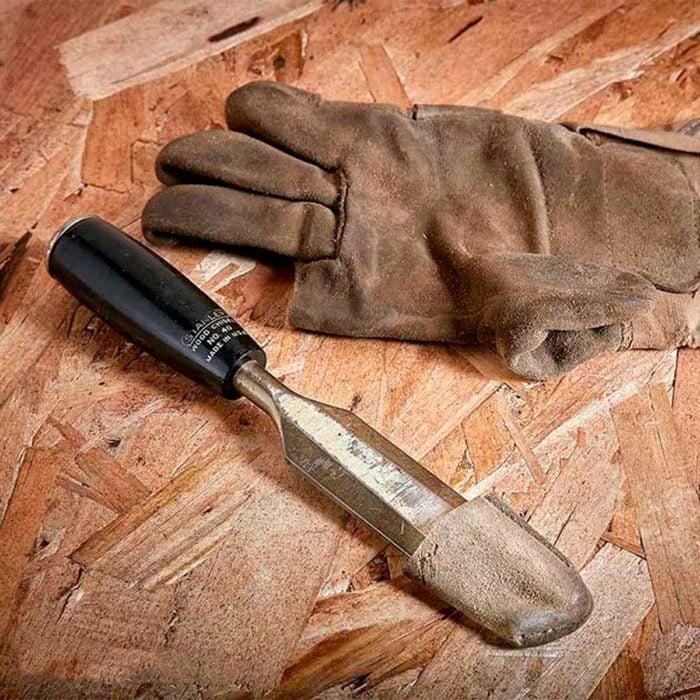 old work glove