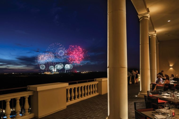 four seasons resort orlando disney Hotels with the Best Views