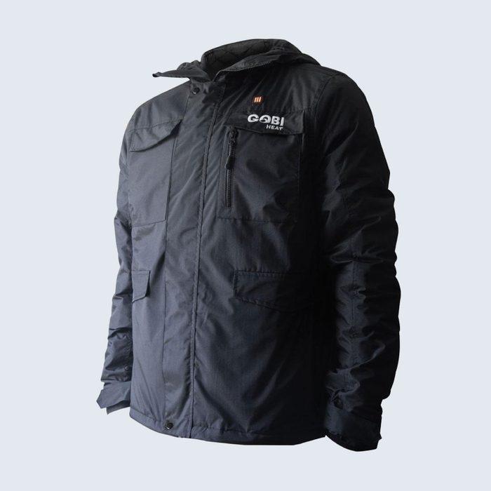 To warm his heart:Gobi Heat Shift Men's Heated Jacket