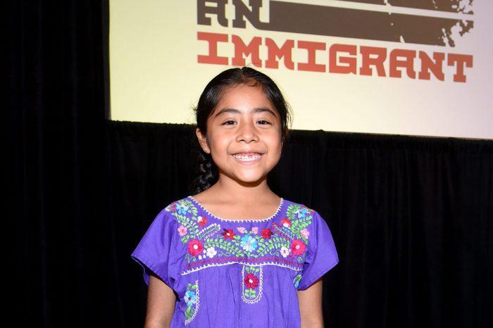 Sophie Cruz activist