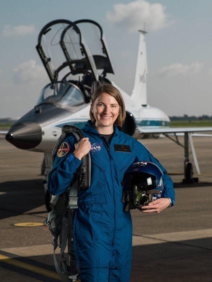 Kayla Barron nasa astronaut female
