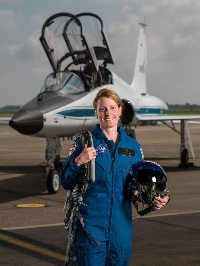 Loral O'Hara nasa astronaut female