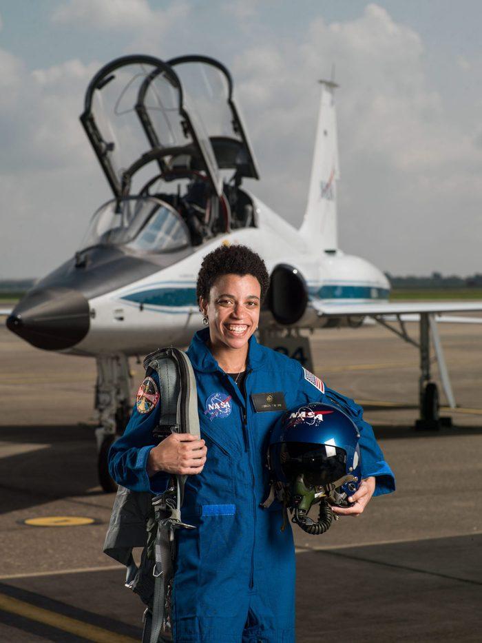 jessica watkins nasa astronaut female