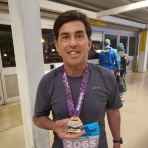 14 Years After a Fatal Diagnosis, This Man Ran His 18th Straight Marathon