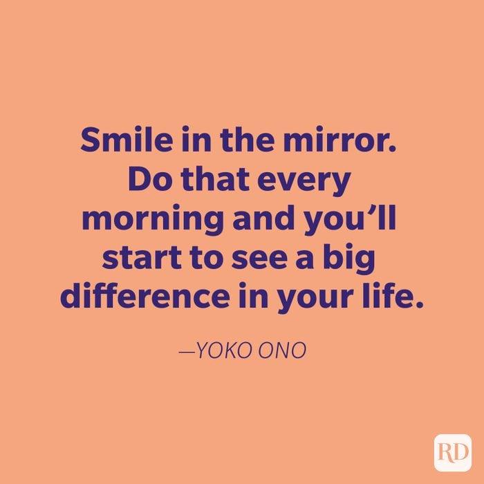 Morning 71 Yoko Ono
