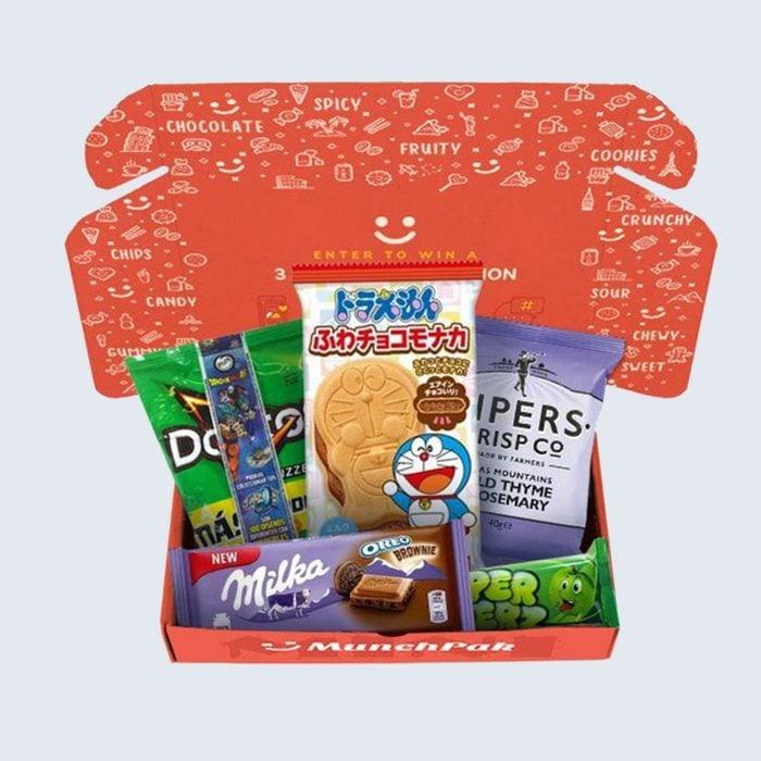 For snackers: MunchPak Snack Box