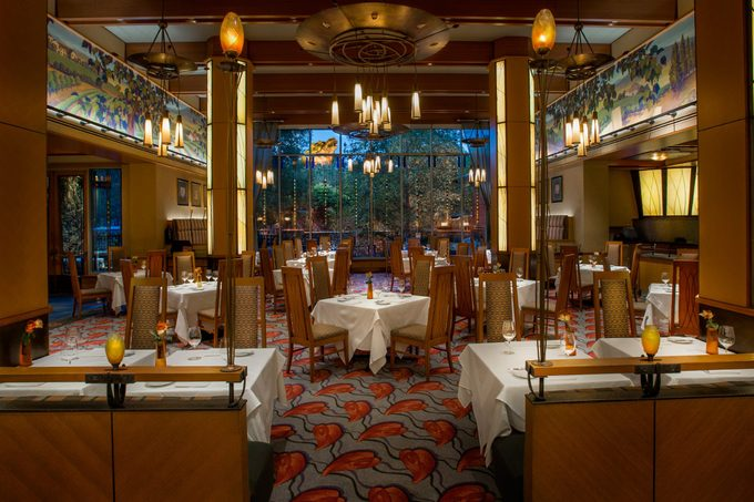 Napa Rose at Disney's Grand Californian Hotel