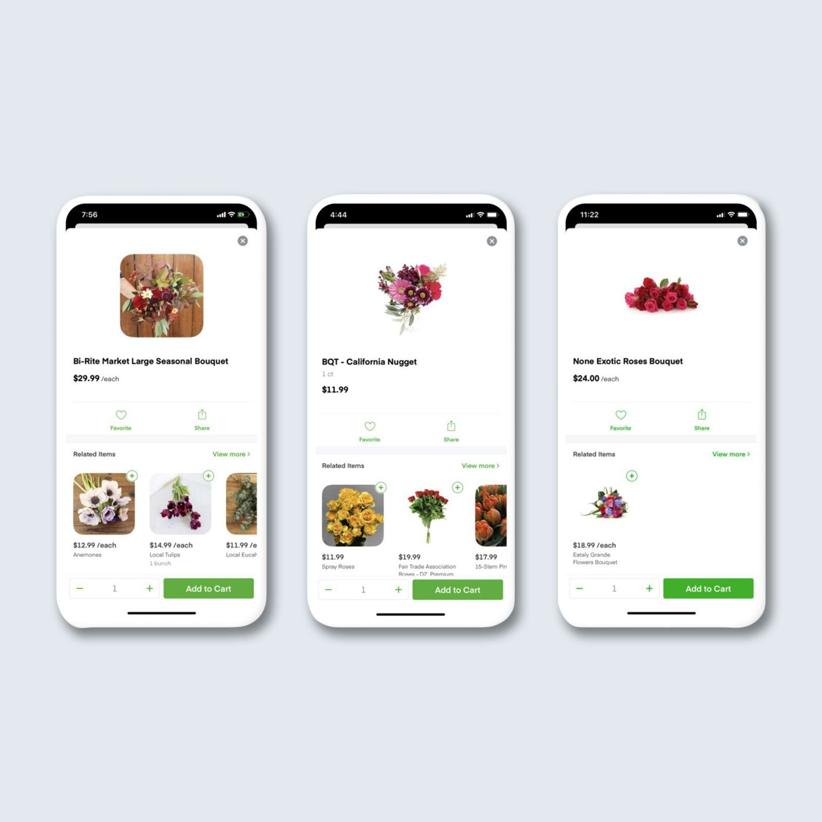 From the procrastinator: Instacart Ultimate Valentine's Day Flower Hack