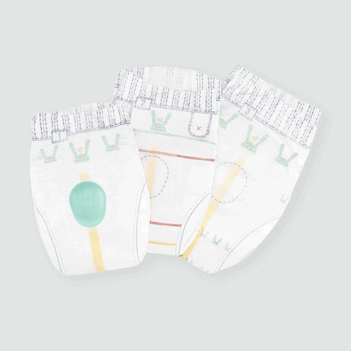 smart diaper
