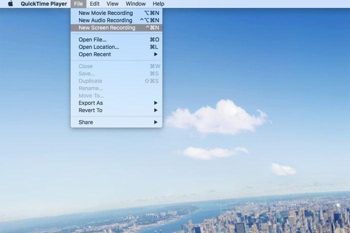 mac laptop tricks screen recording