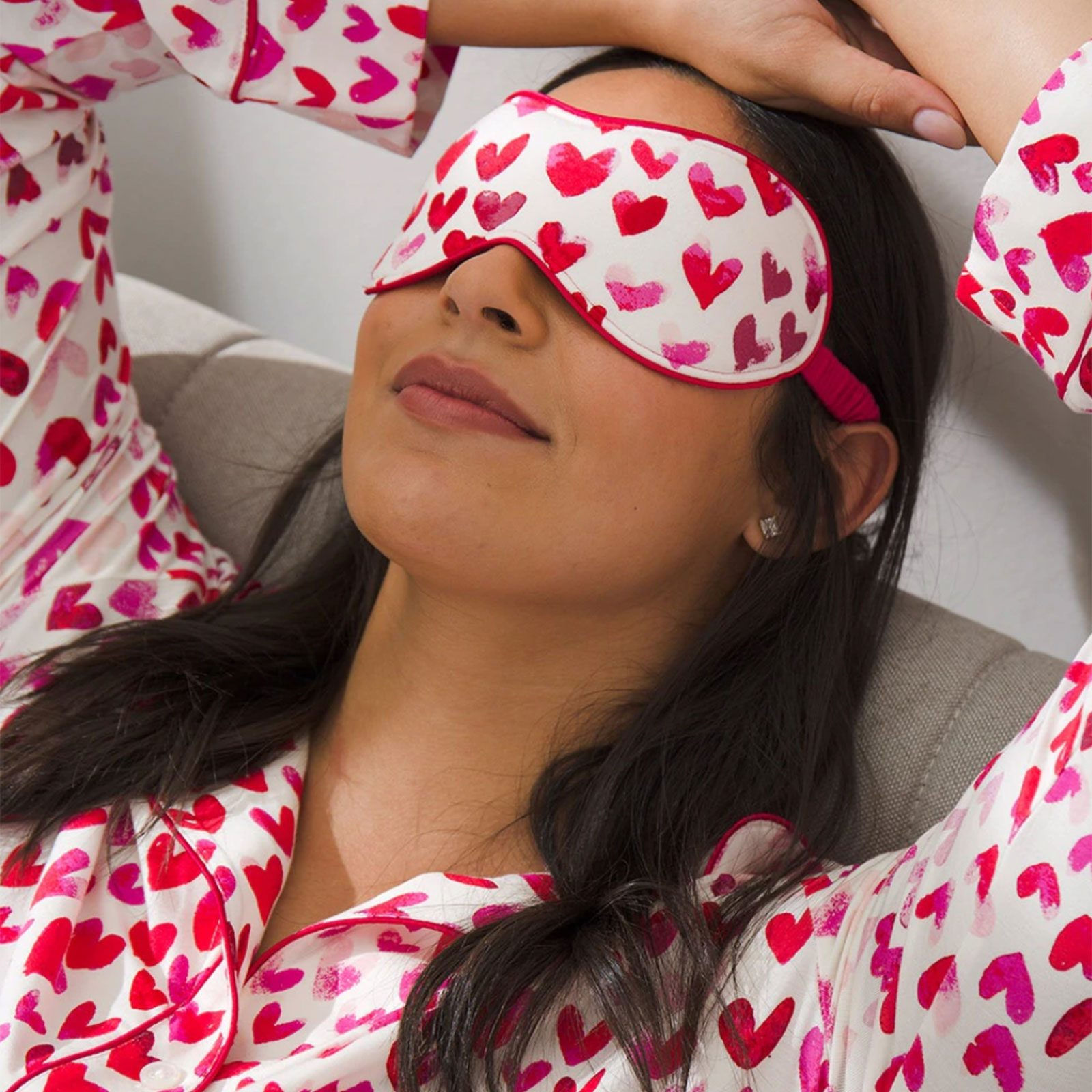 For the queen of beauty sleep: Soma Cool Nights Eye Mask