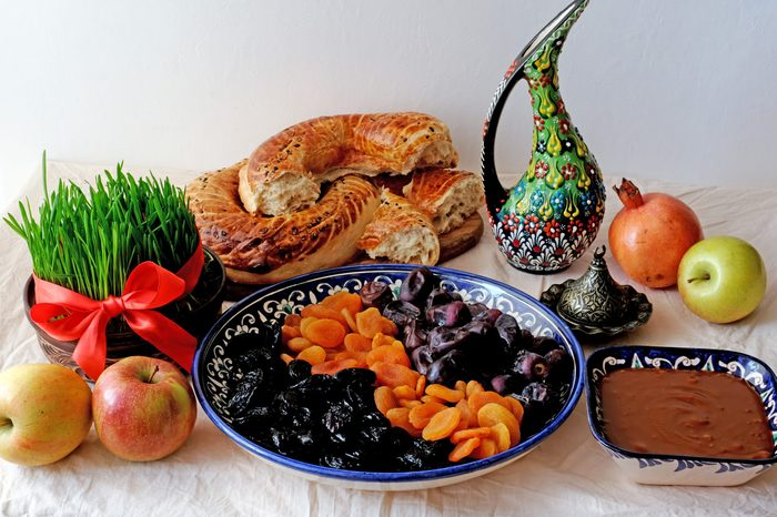 holiday Navruz nowruz, Sumalak