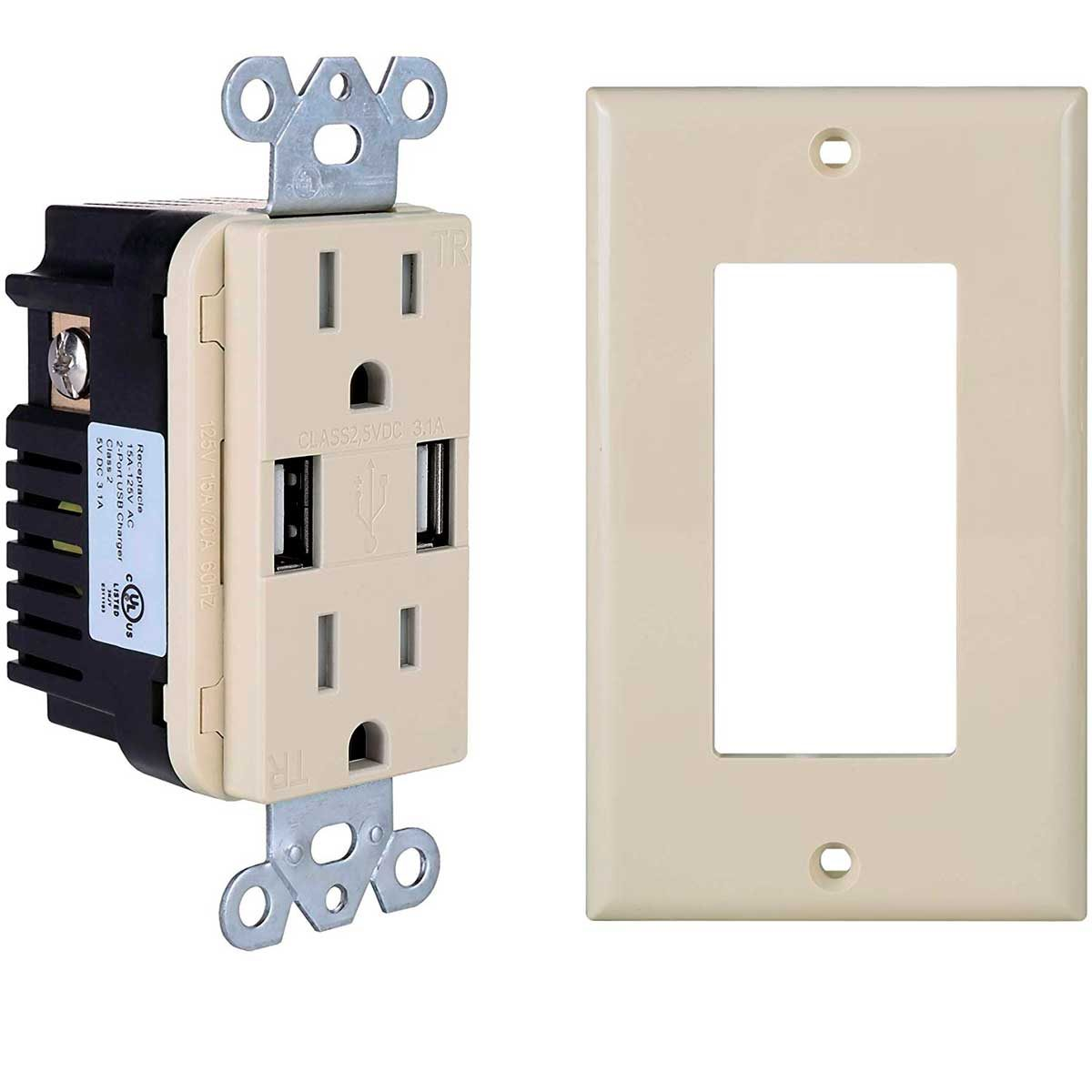 usb electrical outlet
