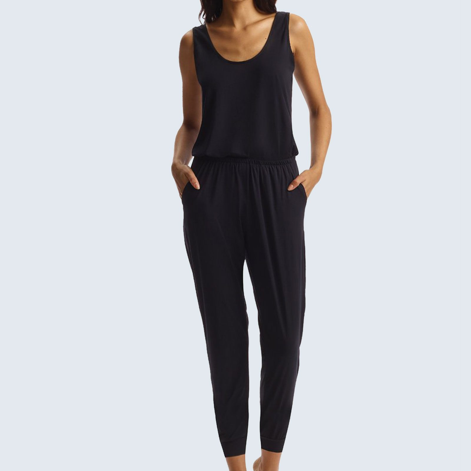 For the versatile fashionista: Commando Butter Tank Lounge Jumpsuit