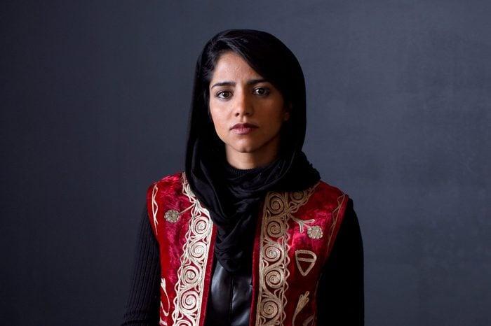 Singer Sonita Alizadeh