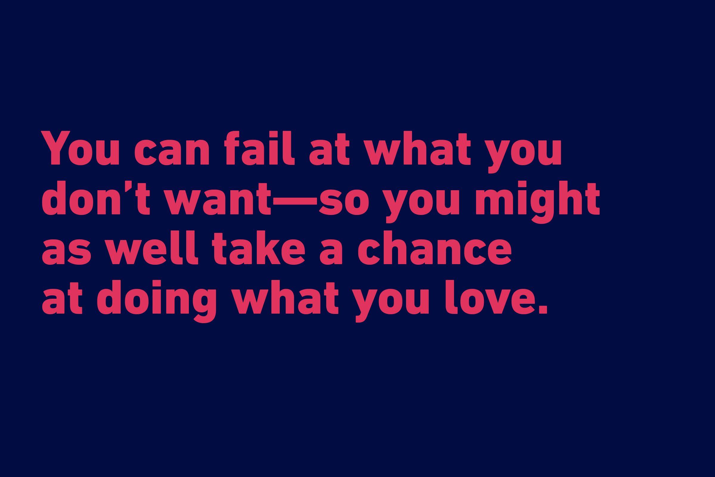 funny quote jim carrey failing